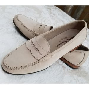 Salvatorre Ferragamo Nubuck moccasins Size 11 D